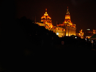 年末年始 in 上海