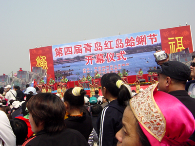 アサリ祭り