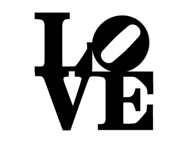 loveオブジェクト