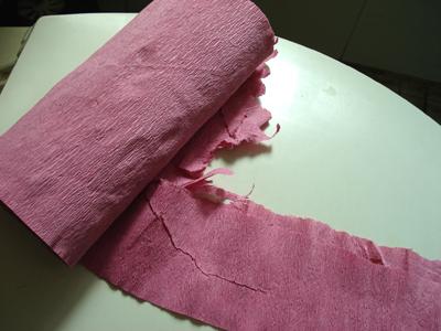 ピンクの手紙