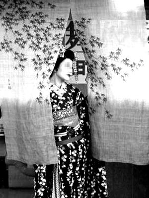 京都で舞妓