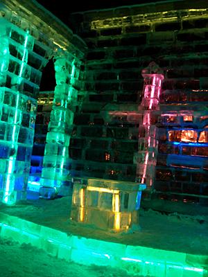 ハルピン氷祭り