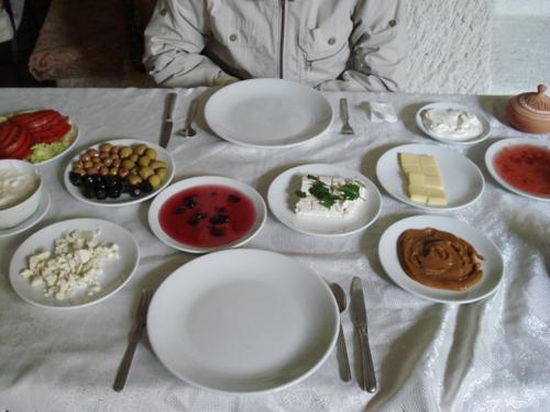 朝飯と夕メシ