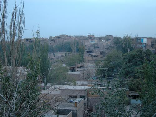 カシュガル老城