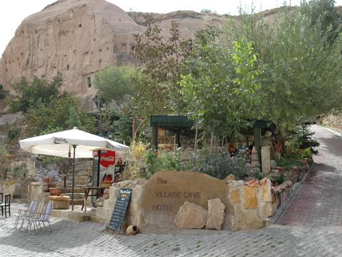 villagecaveホテル