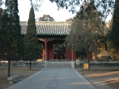 2009孔廟