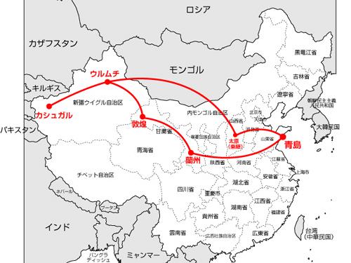 麺ロードmap